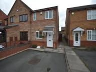 2 bed semi detached property to rent in Lilian Grove, Bilston...