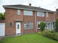 3 bed semi detached house in Chepstow Road...