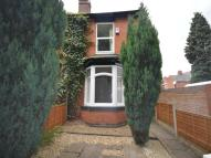 Carlton Road semi detached house to rent