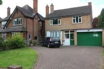 3 bedroom Detached house in Stonor Park Road...
