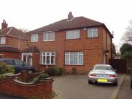 3 bedroom semi detached property in Chamberlain Crescent...