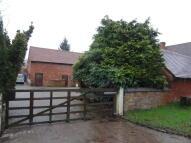 Barn Conversion to rent in Illshaw Heath Road...
