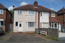 semi detached home in Newborough Road, Shirley