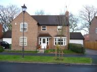 Detached house in Meadow Pleck Lane...