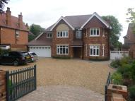 Detached home in Diddington Lane...