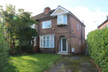 semi detached property to rent in Brook Lane, Olton