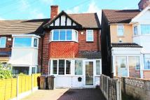 2 bed End of Terrace property to rent in Knights Road, Tyseley