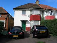 The Vale semi detached property to rent