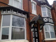 Studio apartment in Gillott Road, Edgbaston...