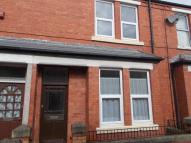 Terraced property in Oxford Grove, Rhyl...