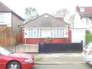 2 bed Detached Bungalow in De Bohun Avenue, London...