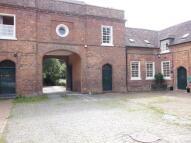 Castle semi detached property to rent