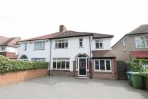 semi detached house in Avery Hill Road, Eltham...