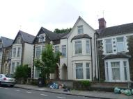property to rent in Flat 2, Gordon Road, Roath, Cardiff, Cardiff. CF24 3AL