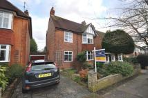 Meadow Road Detached house to rent