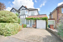 3 bed semi detached property in Cannon Lane, Pinner...