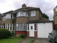 3 bedroom semi detached house in Durley Avenue, Pinner...