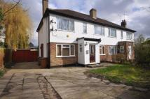 Maisonette to rent in Audley Court, Pinner...