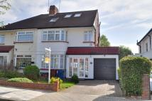 semi detached home to rent in Hill Road, Pinner...