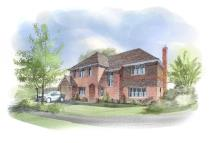 4 bed Detached house in Hall Park Gate...