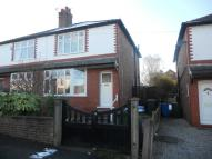 2 bed semi detached house in Clarence Road...