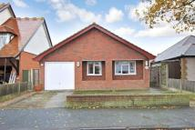 Bungalow in Salisbury Road, Beltinge