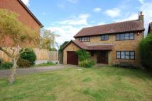Detached home in Seymour Close, Herne