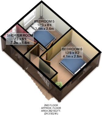 Floorplan Second