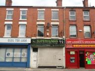 Apartment to rent in Picton Road, Wavertree...