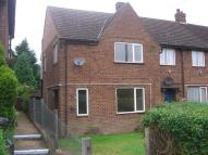 Hall Mead End of Terrace house to rent