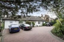 Detached house in Sydenham Hill, Sydenham...