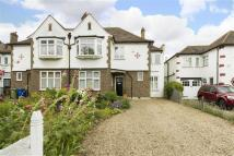 semi detached house in Burbage Road, London