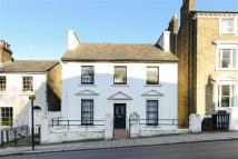Detached home in Gipsy Hill...