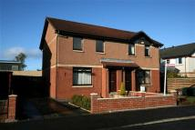 semi detached house in Rae Court, Falkirk
