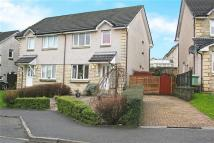 3 bed semi detached home for sale in Bonnymuir Cresent...