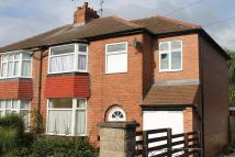NUNTHORPE CRESCENT semi detached property to rent