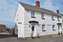 3 bed semi detached house in Bramble Drive, Bridport...