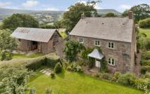 4 bedroom Character Property for sale in Craswall, Hay-On-Wye...