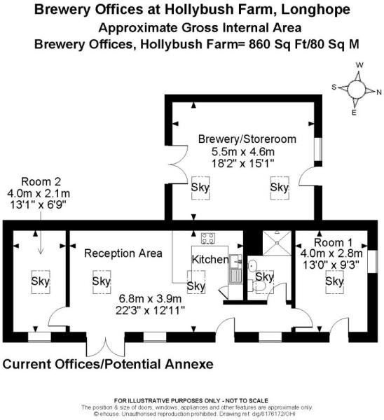 Offices/Annexe