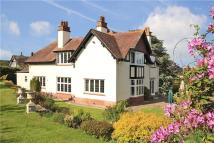 Detached property in Boughmore Road, Sidmouth...