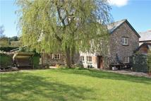 4 bedroom semi detached property for sale in Gittisham, Honiton...