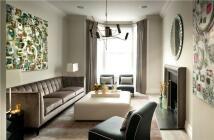 Terraced home for sale in Scarsdale Villas, London