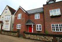 semi detached home in The Green, East Meon...