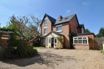 Detached home in West Street, Droitwich