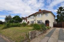 3 bed semi detached home for sale in Oakland Avenue, DROITWICH