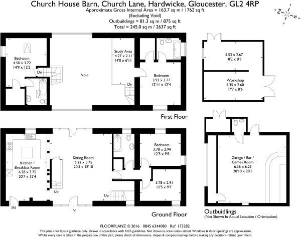 Church House Barn 173282 fp