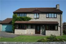 4 bed Detached house in Priory Road, Ilchester...