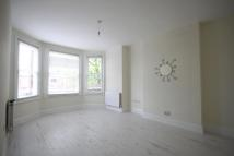 Studio flat in Stapleton Hall Road...