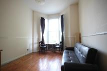 1 bedroom Flat in Sinclair Road...