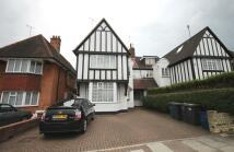 Studio flat to rent in West Heath Drive...